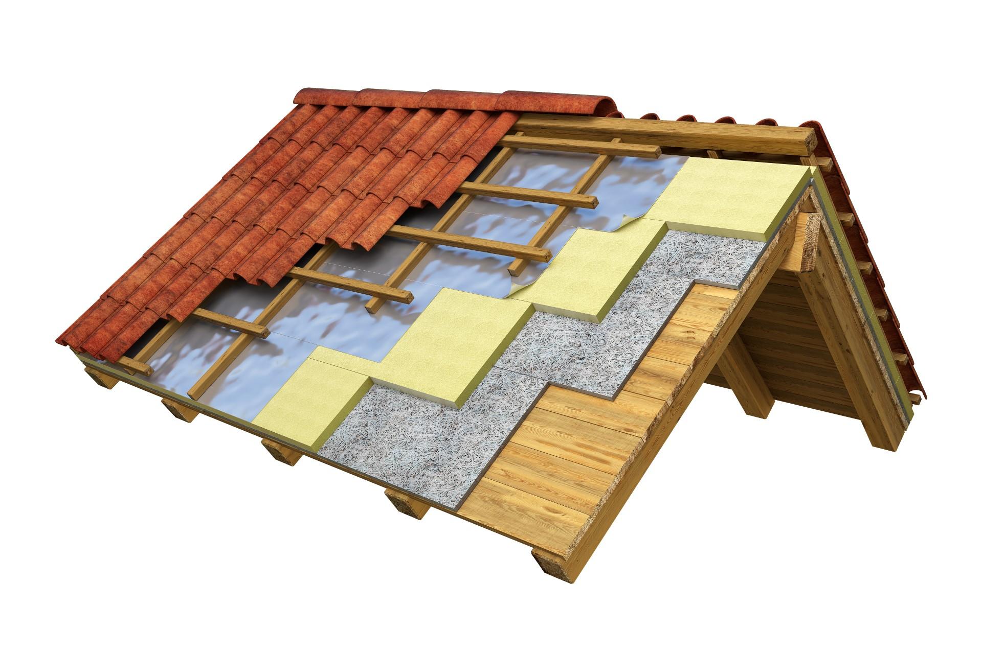 isolation toiture trendy isolation toiture with isolation